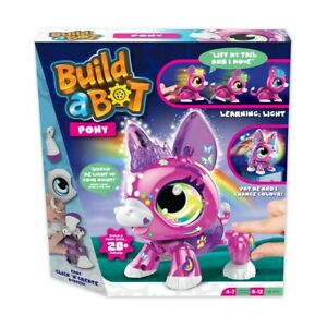 New Build A Bot Pony Based On S.T.E.M Principles Light Sensors And InteractionLF