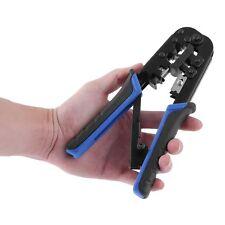 Ethernet Network LAN Phone Crimper Crimp Pliers Tool CAT6 5e 8P8C RJ45-12-11-22