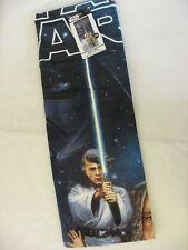 "Disney Star Wars Lucasfilm Beach Towel 28"" x 58"" 100% Cotton Swimming"