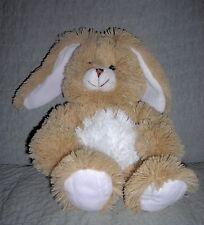Hobby Lobby  soft  plush bunny rabbit    light brown white tummy  with long ears