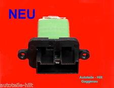 Widerstand Innenraumgebläse neu für ABARTH,FIAT 500,DOBLO,DUCATO,PANDA,LANCIA
