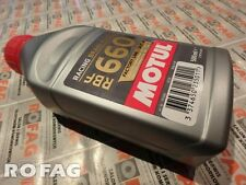 Genuine brake fluid MOTUL RACING DOT 4 Renault Sport Clio III RS Megane III RS