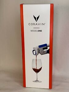 Coravin Model One Wine Preservation System White and Blue