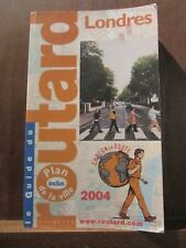 Le Guide du routard/ Londres 2004/ Hachette