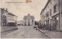 uralte AK Cirey Westlicher Kriegsschauplatz Feldpost 1916 //22