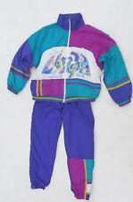 """Vintage 80's Rucanor shell suit, Size S chest 36-38"""", waist 30"""""""