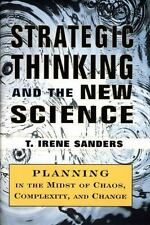 Strategic Thinking and the New Science: Planning in the Midst of Chaos-ExLibrary