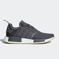 Adidas Originals NMD R1 Running Athletic Shoes Sneakers B42199 Grey SZ 4-12
