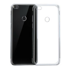 Silicone TPU Transparent Phone Case Protective Cover for Huawei P8 Lite 2017