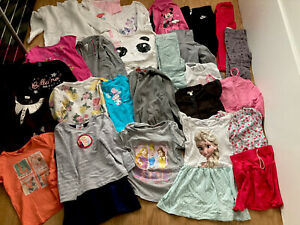 bekleidungspaket Kleidung 110 116 122 Mädchen Kleidung Klamotten Paket Anna Elsa