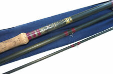 Bruce & Walker Expert 17' 3 piece graphite salmon fly rod big rivers #10-12