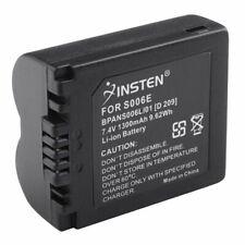 Batterie Pour CGA-S006 Panasonic Lumix DMC-FZ38 CGR-S006
