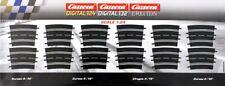 Carrera 132/124 20578 Courbe 4/15 °, 12 unités
