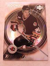 2003-04 UD Upper Deck Trilogy Rookie Antoine Vermette RC 84/999 Card 162