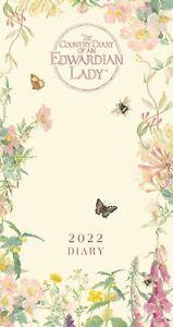 Portico Diaries - Country Diary Slim Diary 2022 (D22512)