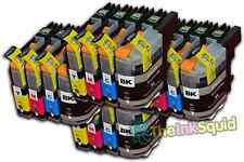 16 LC121 Ink Cartridges For Brother Printer DCP-J152W DCP-J552DW DCP-J752DW