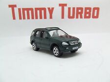 MERCEDES BENZ ML M CLASS IN METALLIC GREEN 1:60 REAL TOY MINT