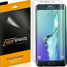 2x Supershieldz Samsung Galaxy S6 Edge Plus Case Friendly Clear Screen Protector