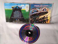 CD EMERSON LAKE & PALMER Black Moon GERMAN IMPORT ORIGINAL 1992 MINT