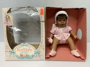 Hasbro AA Judith Turner Real Newborn Baby Doll Hasbro 1985 Loose Cello Open Box