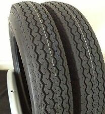 New Set of 2 Deestone Trailer Tires 5.30X12  6ly