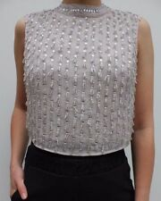 Maglie e camicie da donna camicetta senza maniche taglia 44