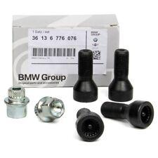 Original BMW Radsicherungsschrauben Felgenschlösser Set M14x1,25mm 36136776076