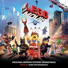 LA GRANDE AVENTURE LEGO (THE LEGO MOVIE) MUSIQUE FILM - MARK MOTHERSBAUGH (CD)