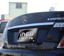 IDFR Mercedes Benz W204 C200 C250 C300 2007~2011 Chrome trunk lid cover 810*25mm