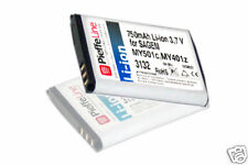 batteria li-ion per sagem MY501c MY401z 750mAh NUOVA
