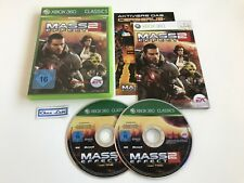 Mass Effect 2 - Microsoft Xbox 360 - PAL GER (Allemand) - Avec Notice
