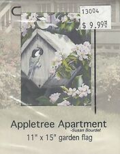 """Home Decor Garden Flag (Appletree Apartment) 11""""x15"""""""