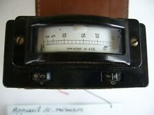vintage: appareil de mesures ING.HEINR SPYRI AG Suisse