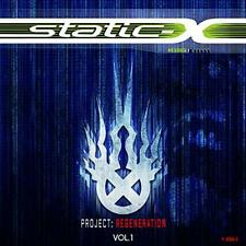 STATIC-X-PROJECT REGENERATION 1 (UK IMPORT) CD NEW