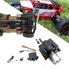 1/16 RC Car Split Transfer Gearbox mit 370 Motor + Für WPL B14 B24 B16 C14 Servo