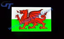 """LIGHT BOARD """" FLAG of WALES """""""