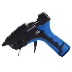 New Kincrome Butane Hot Glue Gun Compact Lightweight with 2x Hot Glue Tubes