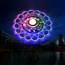 5W LED Ceiling Light Crystal Lamp Downlight Living Room Home Hotel KTV Light New