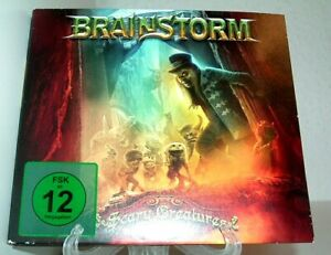 BRAINSTORM - Scary Creatures (Limited CD+DVD Digipak) (2016)