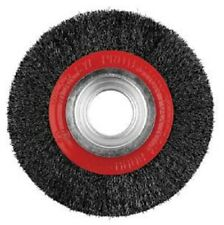 RS Pro CRIMPED WIRE BENCH GRINDER WHEEL Steel- 100mm, 125mm Or 150mm