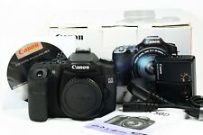 Cámara SLR Canon EOS 50D 15.1MP Digital-obturador Conde 15,269