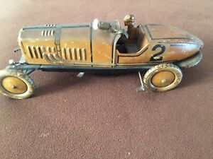 Tippco 959 Racing Car Tin Toy