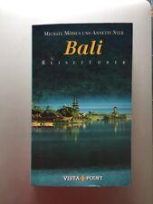Bali Reiseführer Tourenführer Vista Point
