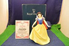 White Figurine Boxed Royal Doulton Porcelain & China