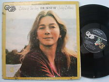 JUDY COLLINS Colors Of The Day The Best Of ROCK LP ELEKTRA QUADRA DISC