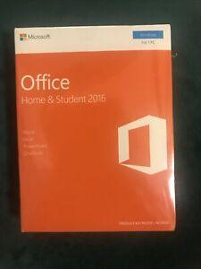 Microsoft Office Home & Student 2016 English Windows