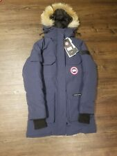 Canada Goose expedition Parka Spirit Blue XS Womens - BNWT GENUINE (fits Medium)
