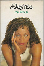 Des'ree ‎You Gotta Be / Warm Hands Cold Heart CASSETTE SINGLE Soul, Neo Soul