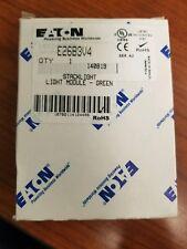 E26B3V4 - Eaton Green 120V stack light