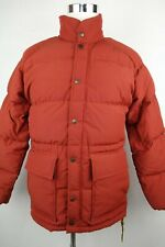 Vintage Penfield Trailwear Puffer Down Jacket Men Size Small Made In USA